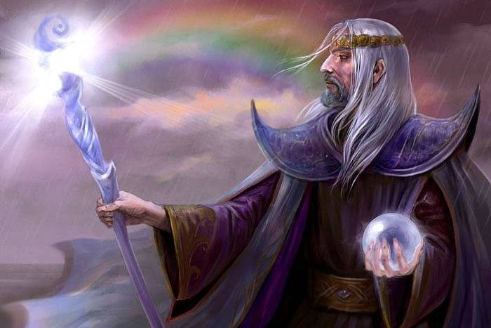 Маги древности и маги сегодня