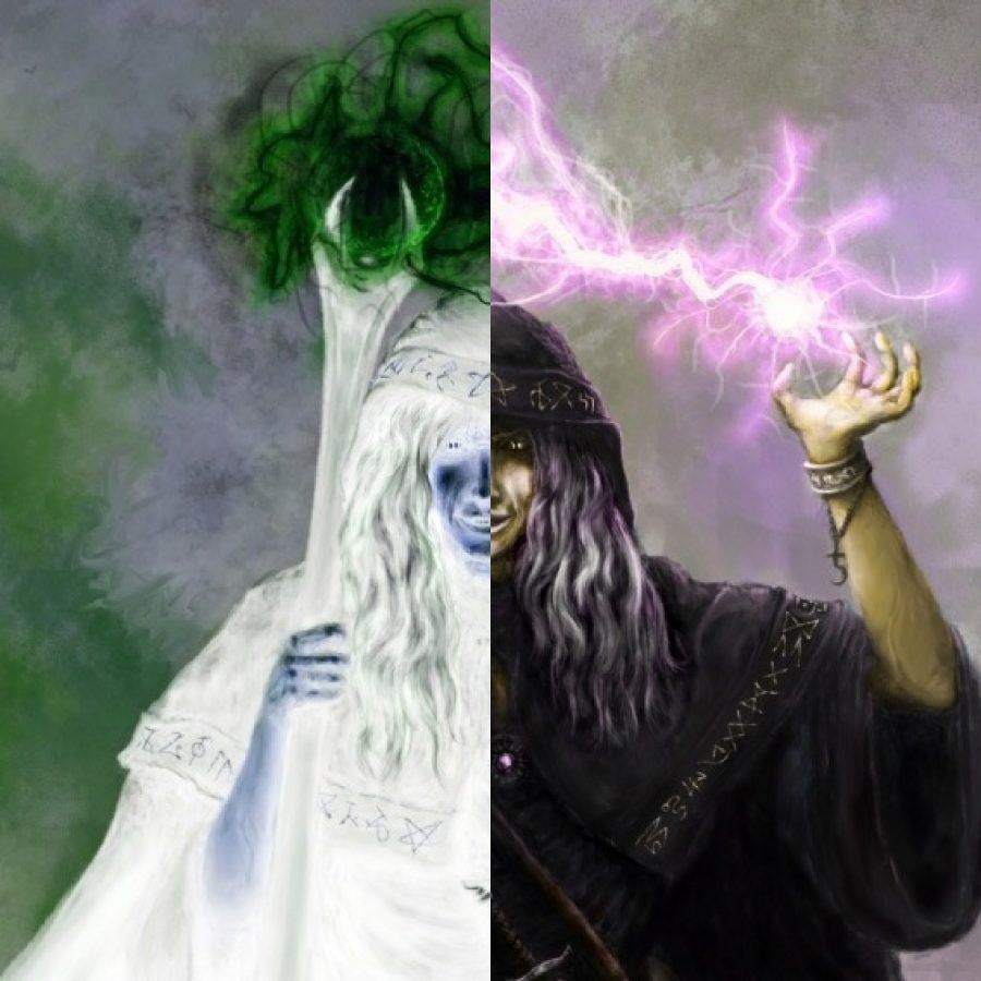 Магия черная и магия белая